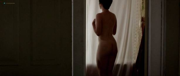 Kat Steffens nude topless and sex - The Shadow People (2016) HD 720p (3)