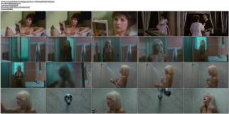 Linnea Quigley nude full frontal and Judy Tatum nude topless - Witchtrap (1989) HD 720p (8)