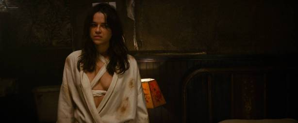 Michelle Rodriguez nude full frontal Caitlin Gerard nude and Lia Lam hot - The Assignment (2016) HD 1080p (5)