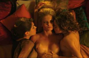 Petra Silander nude topless, other's nude butt – Virtual Revolution (2016) HD 1080p