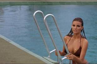 Raquel Welch hot and wet Christine Todd nude topless – Lady in Cement (1968) HD 1080p BluRay