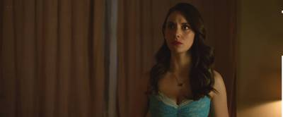Alison Brie hot and sexy in bra and panties - No Stranger Than Love (2015) HD 1080p WEB (8)
