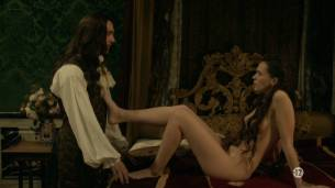 Anna Brewster nude full frontal Hannah Arterton nude sex – Versailles (2017) s2e2-7-9-10 HDTV 1080p (16)