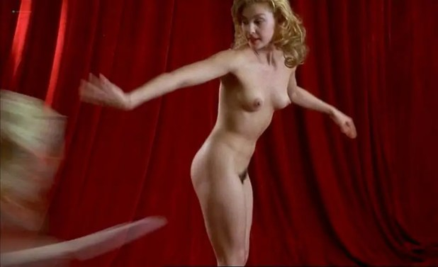 Ashley Judd nude topless and bush and Mira Sorvino nude - Norma Jean & Marilyn (1996) (6)
