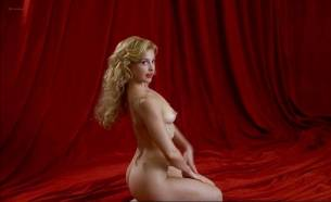 Ashley Judd nude topless and bush and Mira Sorvino nude - Norma Jean & Marilyn (1996) (5)