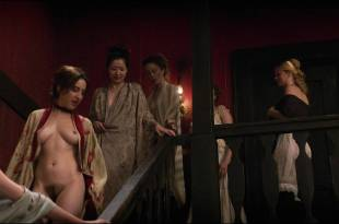 Dakota Fanning hot, Carla Juri, Vera Vitali others nude bush – Brimstone (2016) HD 1080p BluRay