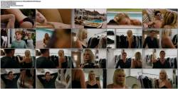 Malin Akerman hot in lingerie other oral and topless - Billions (2017) s2e7 HDTV 720p (4)