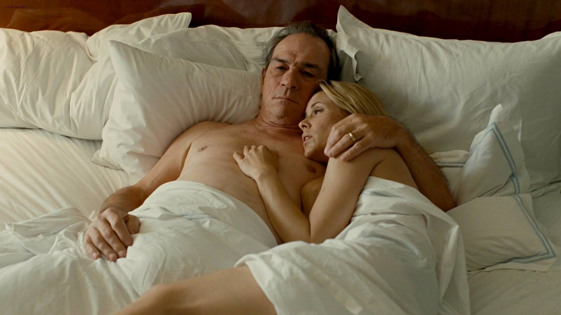 Maria Bello nude topless - The Company Man (2010) HD 1080p (5)