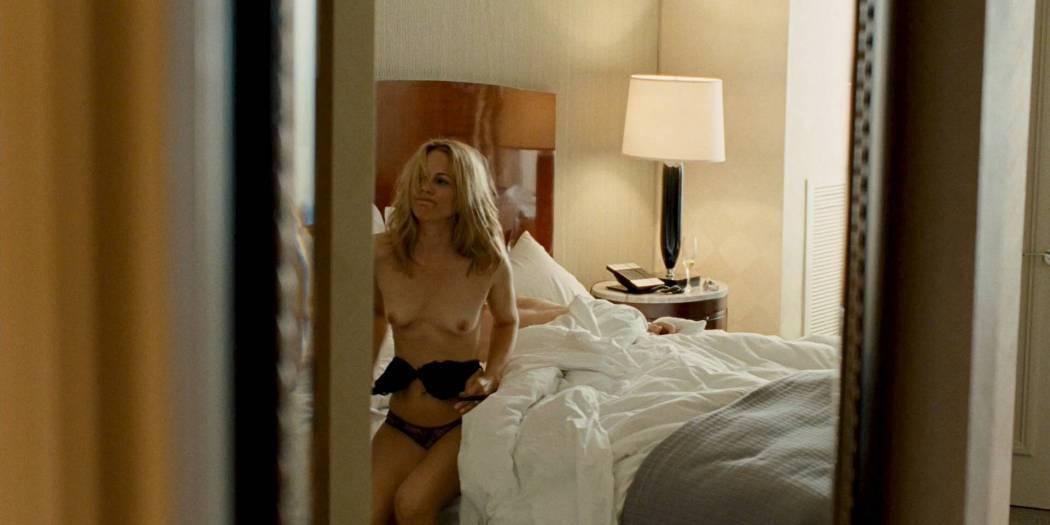Maria Bello nude topless - The Company Man (2010) HD 1080p (3)