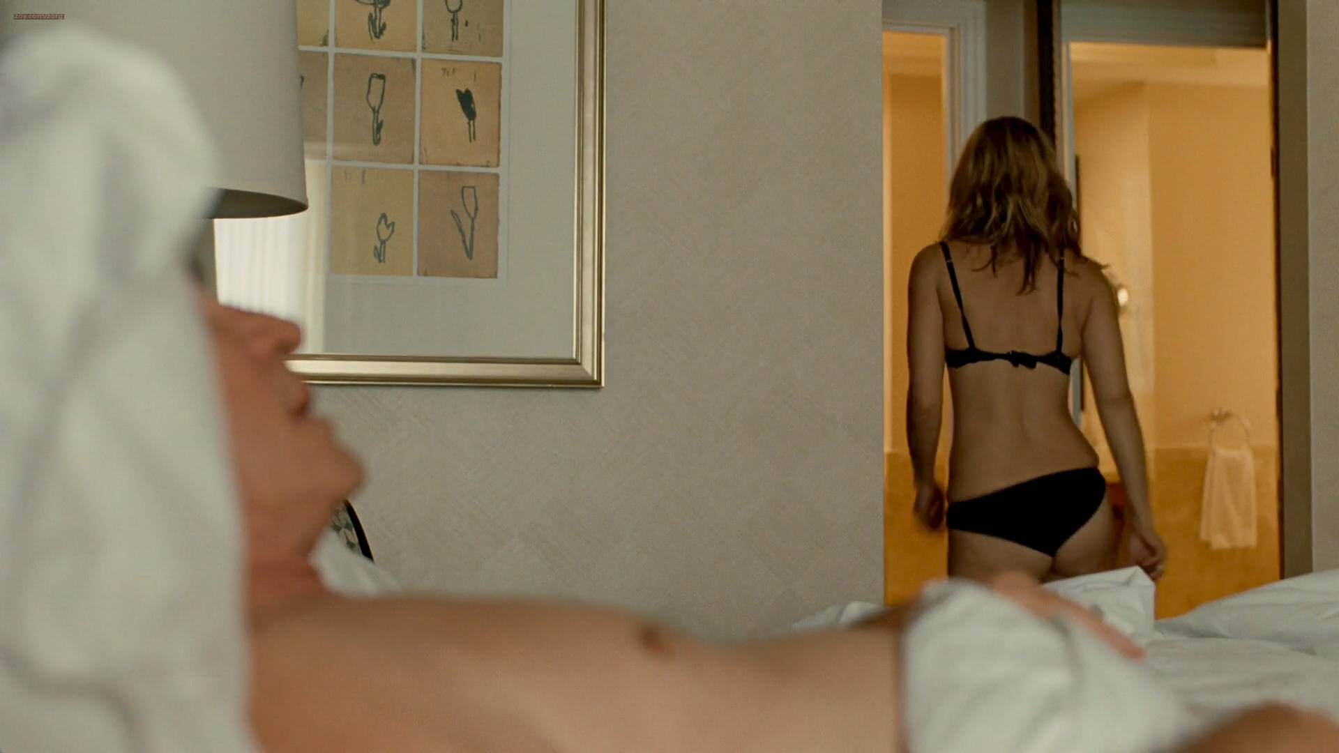 Maria Bello nude topless - The Company Man (2010) HD 1080p (7)