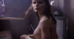 Mariel Hemingway nude side bob sexy in lingerie - Tales from the Crypt (1991) s3e1 (3)