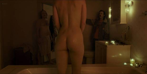 Mary Elizabeth Winstead nude butt if her's - Fargo (2017) s3e1 HD 1080p Web (1)
