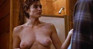 Michelle Johnson - Tales from the Crypt (1991) s3e11 [topless, sex] (3)