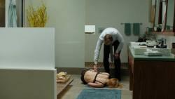 Nicole Kidman nude side boob and butt in the shower - Big Little Lies (2017) s1e7 HD 1080p Web (7)