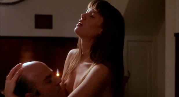 Samantha Phillips nude bush and sex - Phantasm II (1988) HD 1080p Web (1)