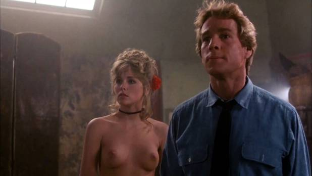 Sharon Stone nude topless - Irreconcilable Differences (1984) HD 1080p (7)