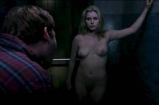 Brianna Brown nude topless – The Evil Within (2017)