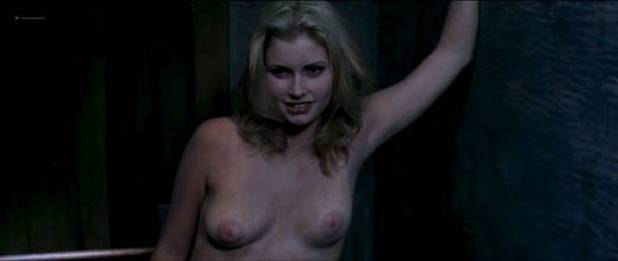 Brianna Brown nude topless - The Evil Within (2017) (4)