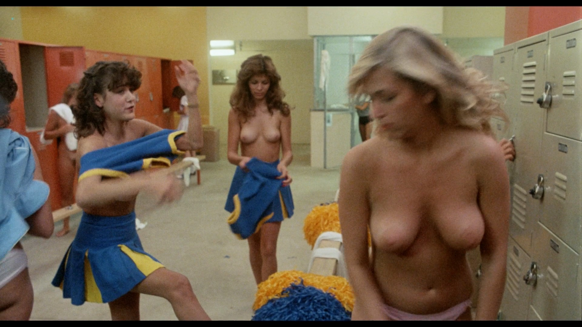 Graem McGavin nude Donna McDaniel and other's nude full frontal - Angel (1983) HD1080p BluRay (9)