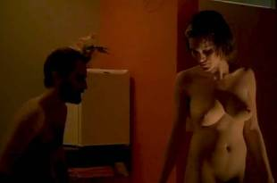 Hermila Guedes nude butt, boobs and hot sex – O Céu de Suely (BR-2006)