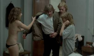 Isabelle Huppert nude bush and sex Agnès Rosier nude - Loulou (FR-1980) HD 1080p BluRay (5)