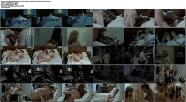 Isabelle Huppert nude bush and sex Agnès Rosier nude - Loulou (FR-1980) HD 1080p BluRay (1)