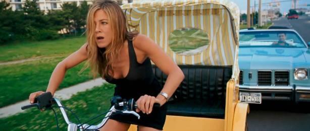 Jennifer Aniston hot and sexy - The Bounty Hunter (2010) HD 1080p BluRay (5)