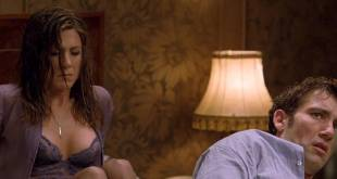 Jennifer Aniston hot and sexy in lingerie - Derailed (2005) HD 1080p BluRay (8)