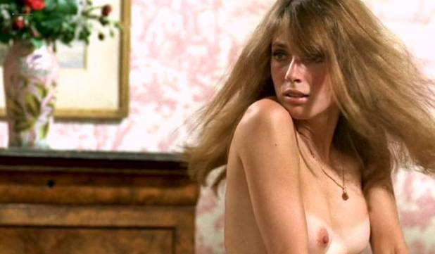 Joanna Shimkus nude topless and very cute - Tante Zita (FR-1968) (6)