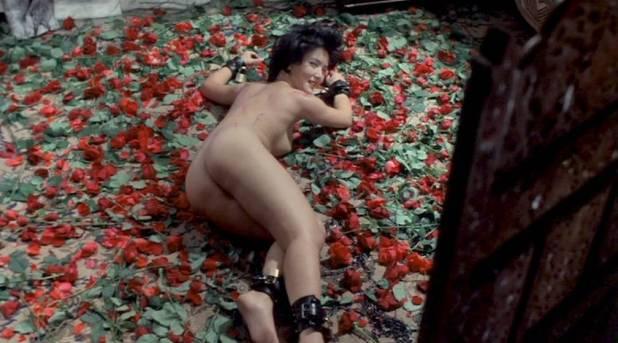 Jun Izumi nude watersport and lot of sex - Woman with Pierced Nipples (JP-1983) (8)