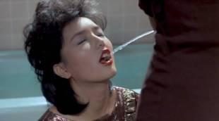Jun Izumi nude watersport and lot of sex - Woman with Pierced Nipples (JP-1983)
