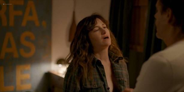Kathryn Hahn nude bush and boobs - I Love Dick (2017) s1e8 HD 720p (8)