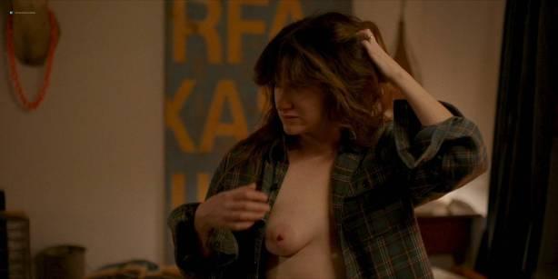 Kathryn Hahn nude bush and boobs - I Love Dick (2017) s1e8 HD 720p (3)