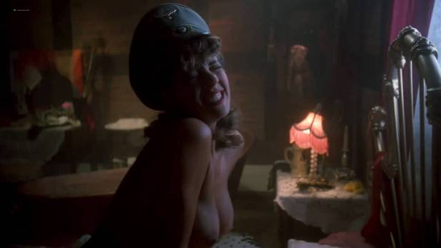 Landon Hall nude Michelle Bauer nude sex - Puppet Master 3 (1991) HD 1080p BluRay (6)