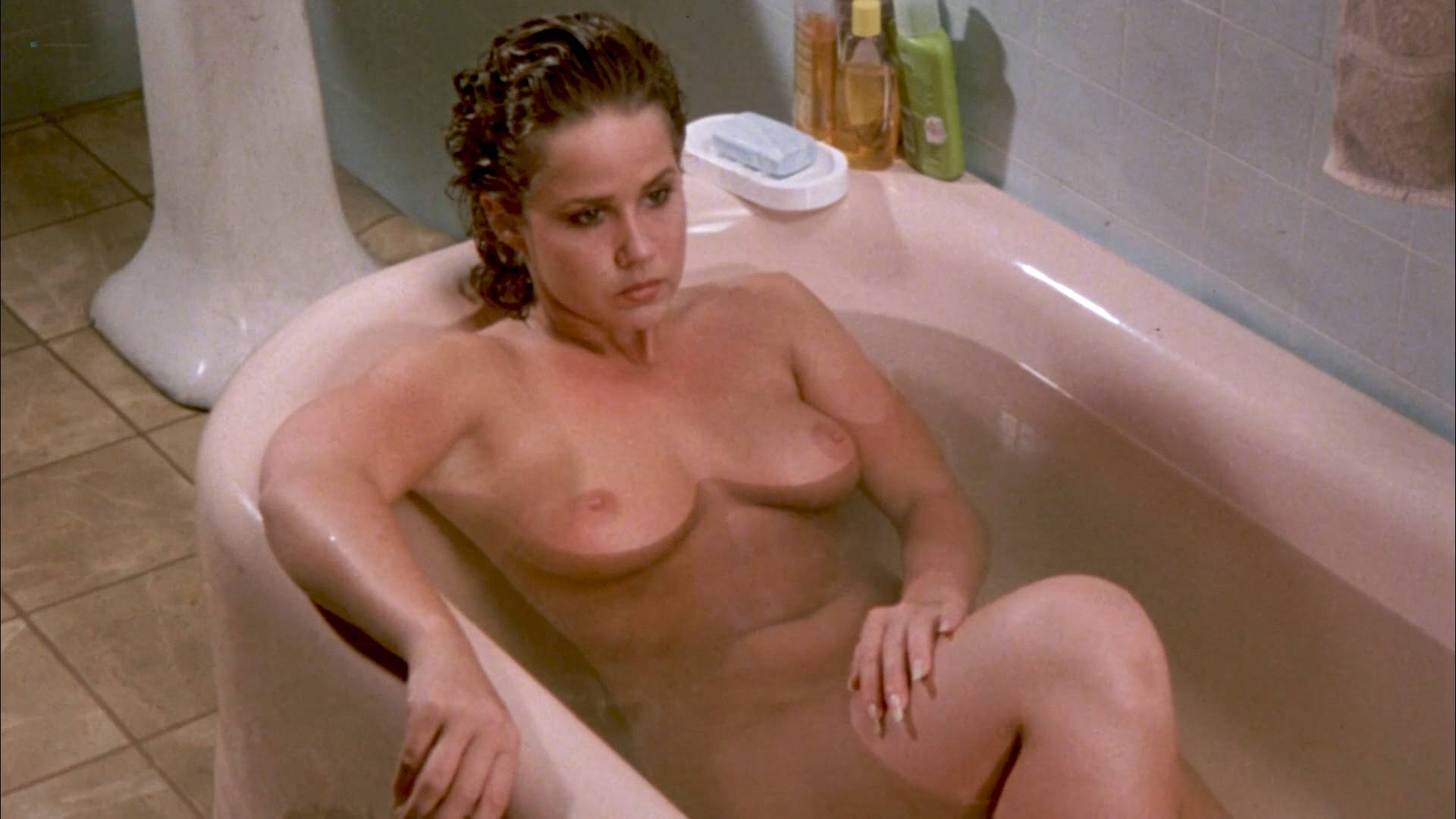 Linda Blair nude Linnea Quigley nude bush Suzee Slater and Rebecca Perle nude too - Savage Streets (1984) HD 1080p BluRay (3)