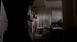 Margot Kidder nude brief topless - The Amityville Horror (1979) HD 1080p BluRay (9)