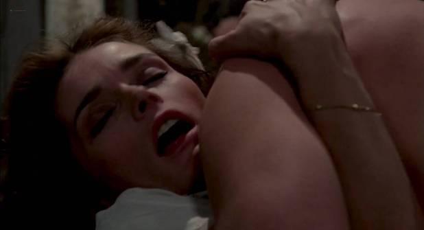 Margot Kidder nude brief topless - The Amityville Horror (1979) HD 1080p BluRay (3)