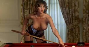 Martine Beswick nude sex Susan Lynn Kiger nude -  The Happy Hooker Goes Hollywood (1980)
