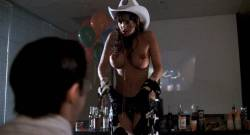 Melanie Good nude Julie Strain, Maureen Flaherty, Carol Cummings nude some sex too - Psycho Cop Returns (1993) HD 1080p (18)
