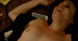 Natasha Henstridge hot busty Augie Duke and Tiffany Shepis nude topless - The Black Room (2016) HD 1080p Web (6)