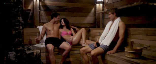 Scout Taylor-Compton hot and Christina Ulloa hot bikini - 247°F (2012) HD 1080p (7)