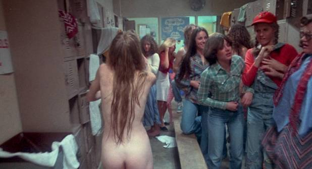 Sissy Spacek nude Nancy Allen, Amy Irving, Cindy Daly nude too - Carrie (1976) HD 1080p (9)