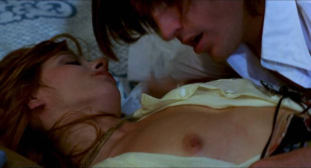 Stefania Casini nude topless and sex - The Climber (IT-1975) HD 1080p BluRay (5)