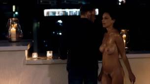Valeria Bilello nude bush, boobs and full frontal - Sense8 (2017) s2e4 HD 1080p Web (11)