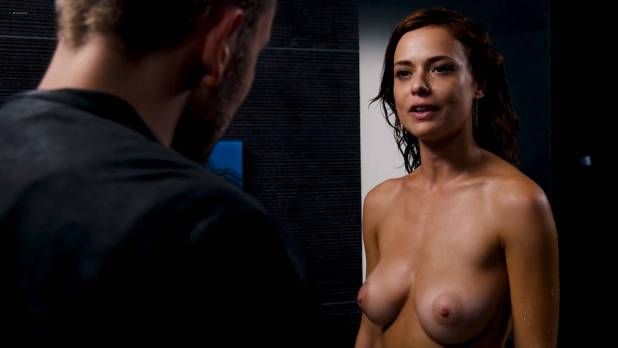 Valeria Bilello nude bush, boobs and full frontal - Sense8 (2017) s2e4 HD 1080p Web (5)
