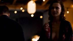 Valeria Bilello nude bush, boobs and full frontal - Sense8 (2017) s2e4 HD 1080p Web (2)