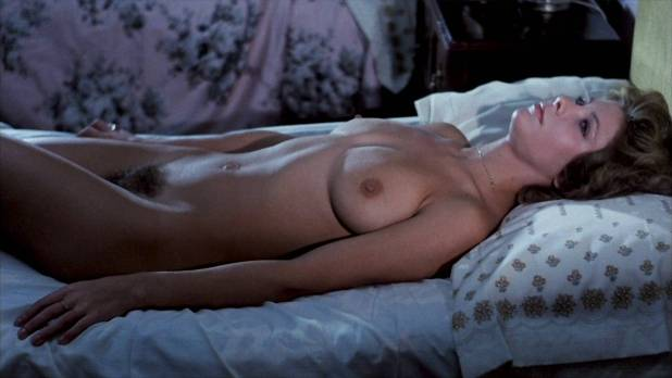 Vanessa Hidalgo nude bush sex, Helga Liné and other's nude too - Black Candles (1982) HD 1080p BluRay (13)