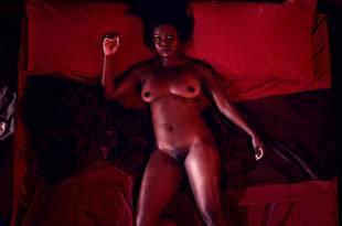 Yetide Badaki nude full frontal and sex – American Gods (2017) s1e2 HD 720-1080p (2)