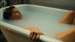 Hilary Swank naked in the bath - The Resident HD 1080p (9)