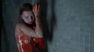 Izabella Miko nude topless Julia Schultz nude fleshing - The Forsaken (2001) HD 720p WEB